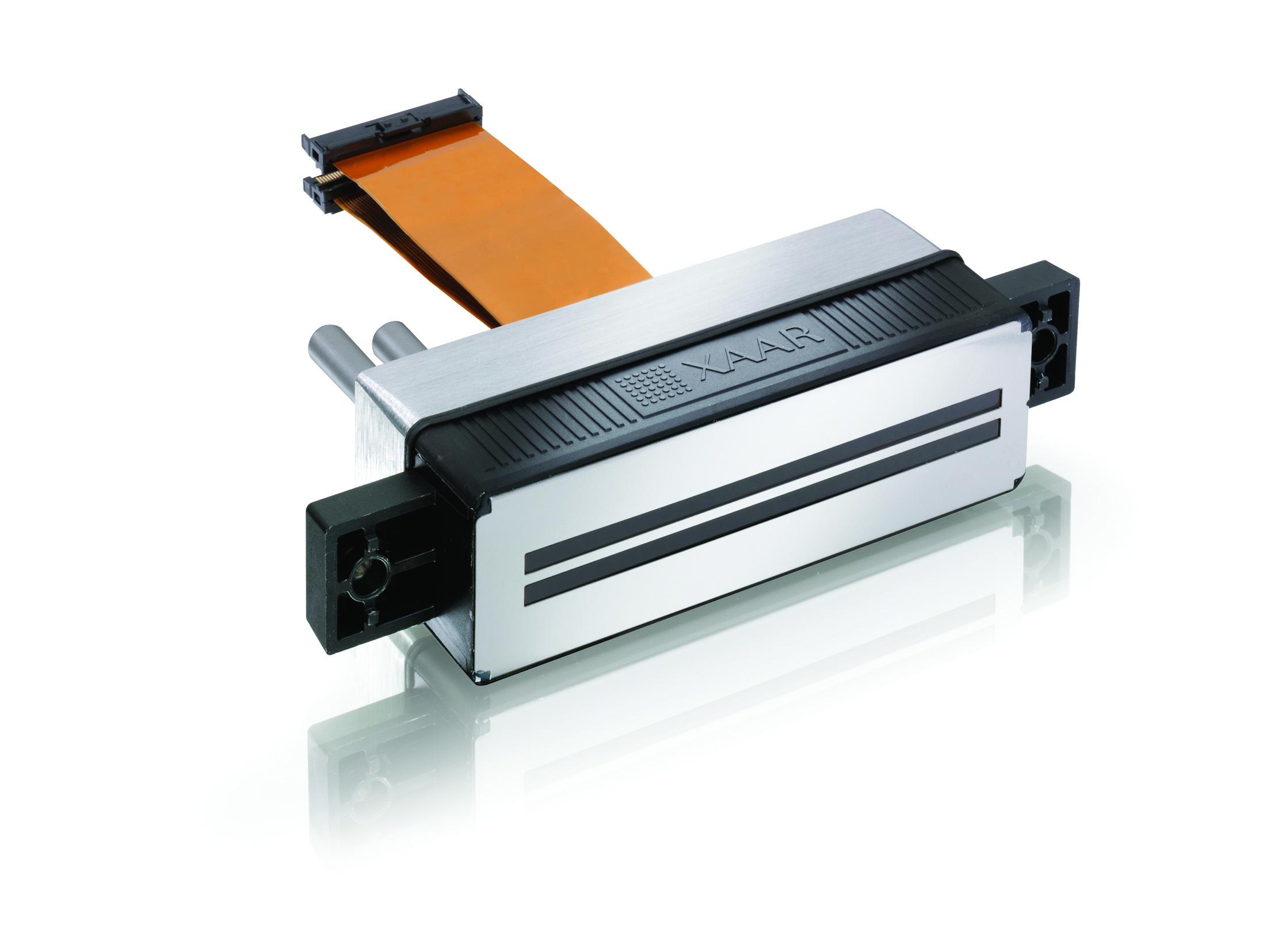 The Xaar 1003 C Is Xaar S Flagship Piezoelectric Drop On