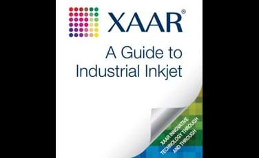 Xaar Guide to Industrial Inkjet